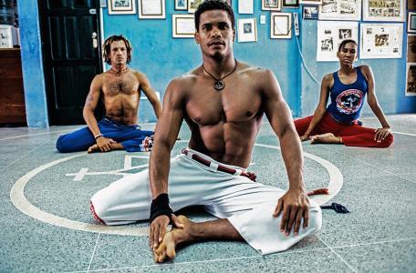 Academia Capoeira - Brasile 2002