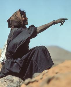 Tuareg - Sahara 1983