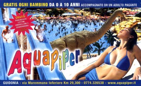 AquaPiper Roma