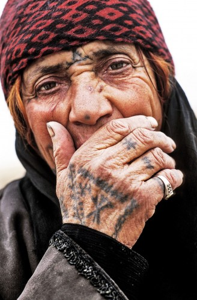Donna Berbera - Siria