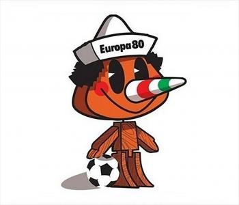 Mascotte Euro 1980