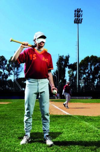 Matteo Salandri, baseball per ciechi. Cliente: Comitato Italiano Paralimpico
