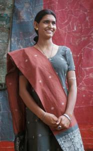Donna indiana Jaipur 2003
